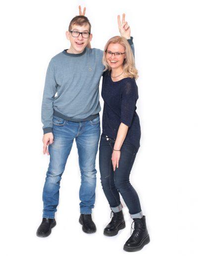 Dovydas ir Lina