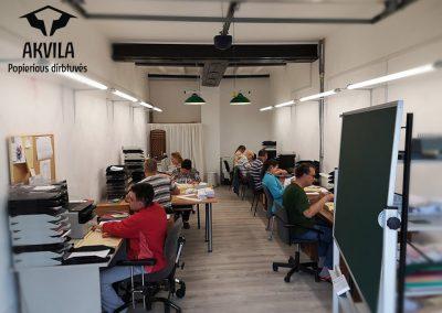 Komanda darbuojasi kas diena, mokomės greitai, jau gimsta vis kokybiškesni produktai!!!